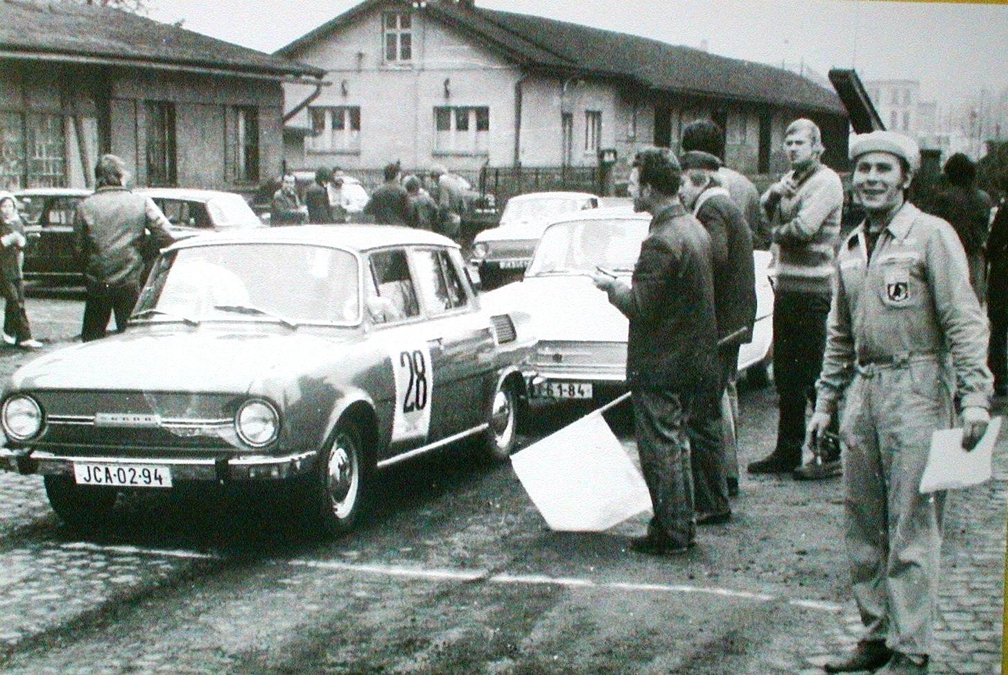 Z historie vzniku autoklubu Nová Paka
